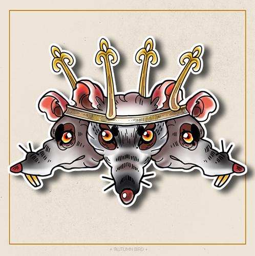 Крысиный король<br>