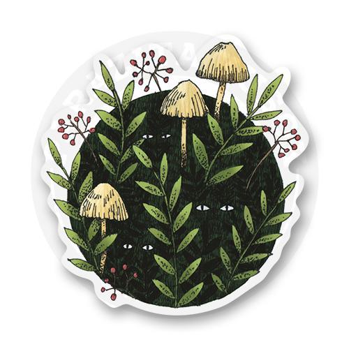 Стикер Жители леса<br>