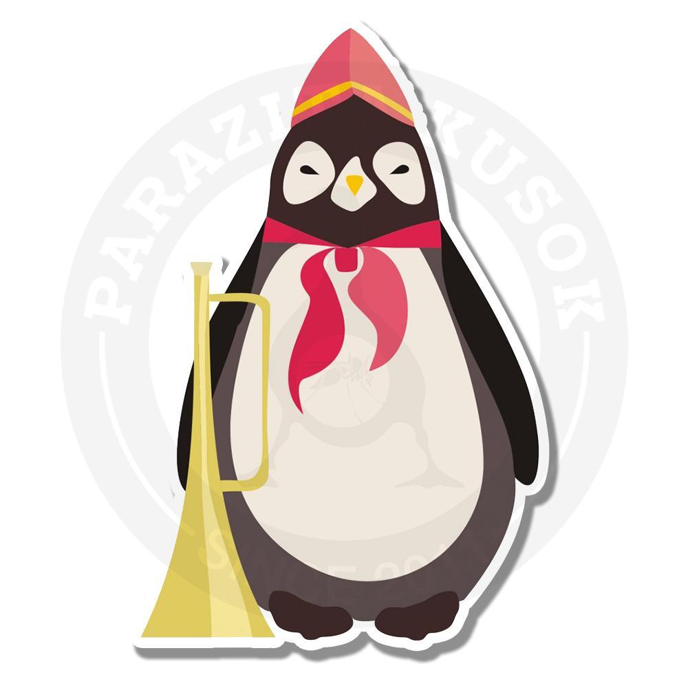 Пингвин-пионер<br>